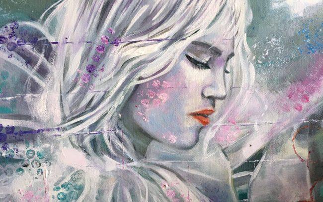 Oksana - Portrait - 38x46 8F