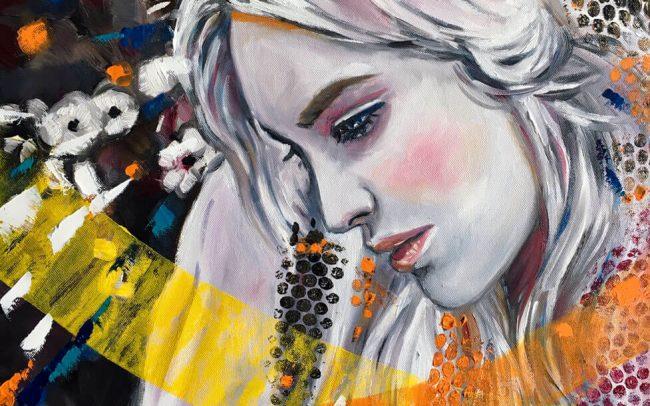 Lucie - Portrait - 50x61 12F