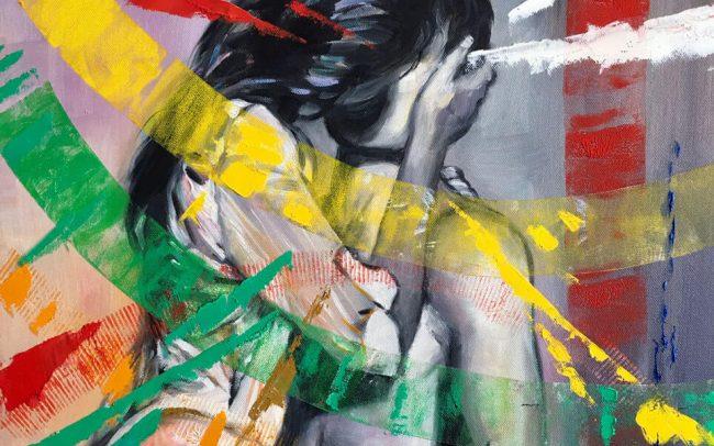 Arundhati - Couple - 50x61 12F