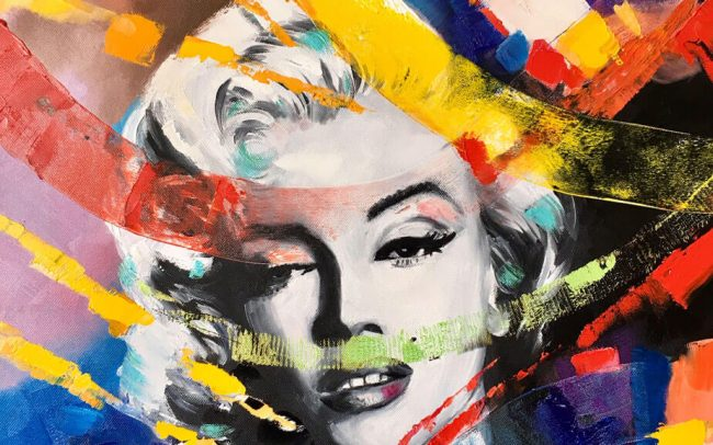 Marilyn 2 - Portrait - 50x61 - 12F